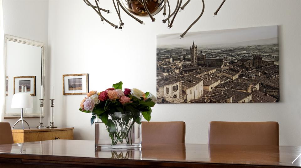 Impression Galerie Musa di Artisti: Dächer von Massa Marittama
