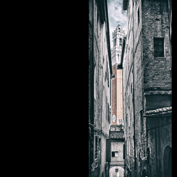 Campagnile von Siena