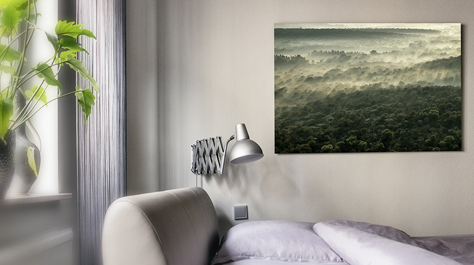Impression Galerie Perspectives: African Morning
